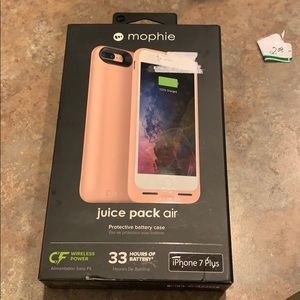 Mophie iPhone 7 Plus battery case
